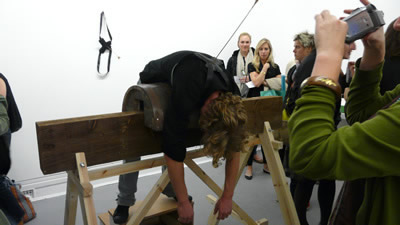 Audition Piece (Dead Cowboy), 2008